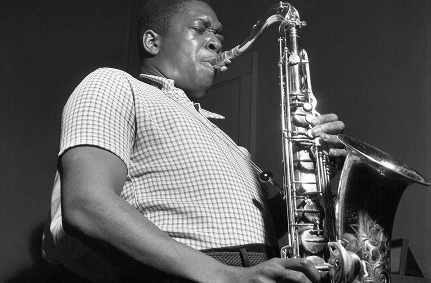"""Chasing Trane,"" screens Friday, Sept. 15."