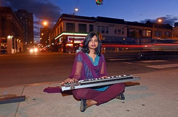 Sarmistha Talukdar of Tavishi.