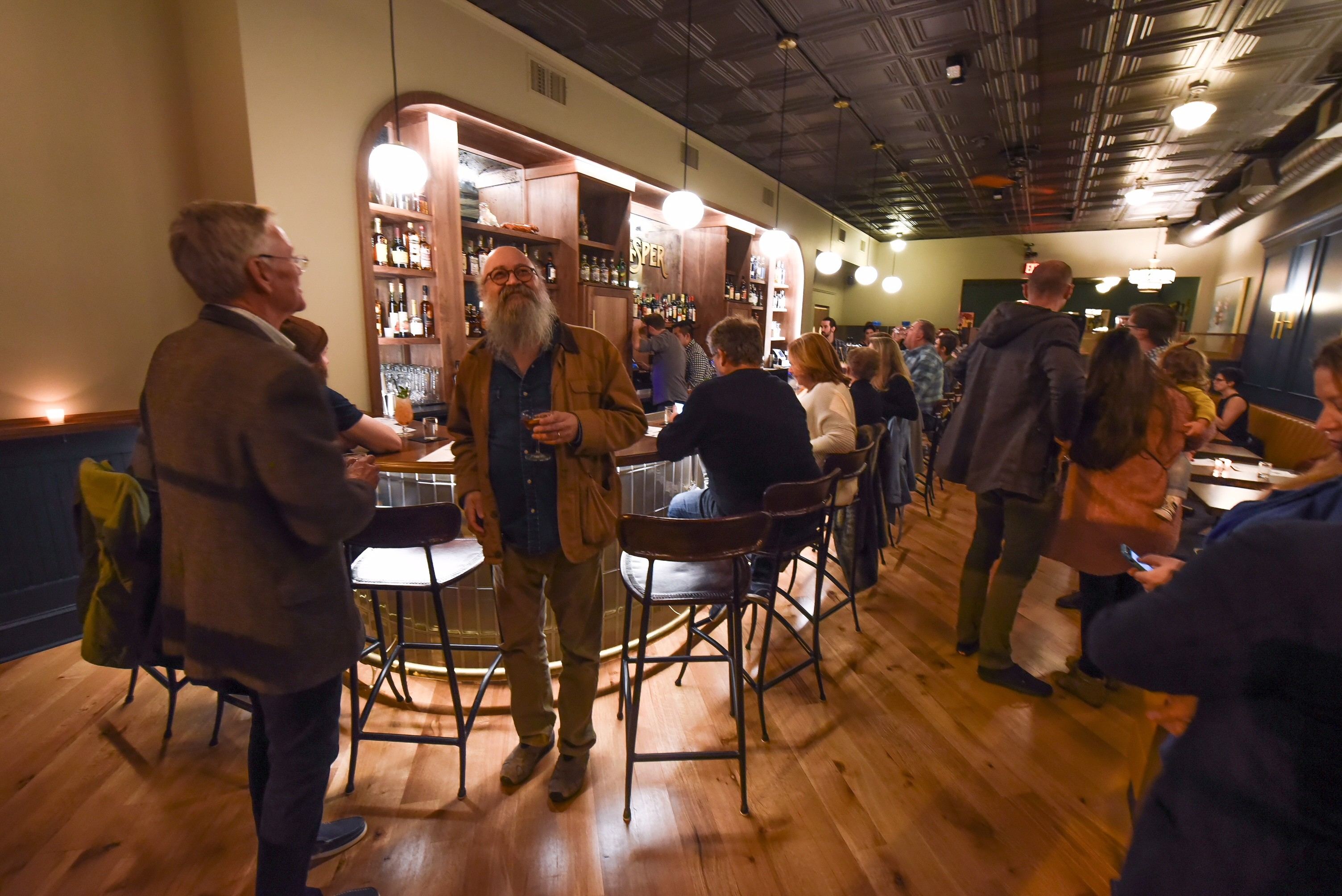 Click To Enlarge Inside The Jasper New Carytown Tail Bar And Restaurant Right Next Cupcakes