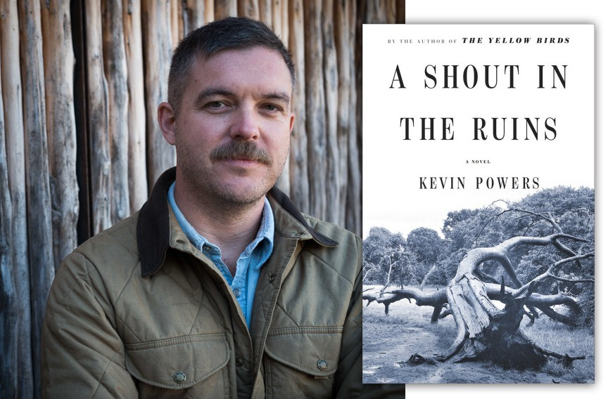 Interview: Author Kevin Powers Takes Readers on a Journey starting