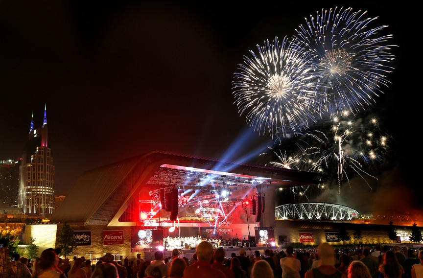 Let Freedom Sing! Music City July 4th - COURTESY OF NASHVILLE CONVENTION & VISITORS BUREAU