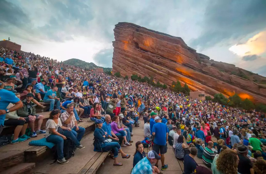 Red Rocks Amphitheatre - VISIT DENVER