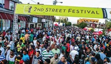The 30th Annual Second Street Festival in Jackson Ward