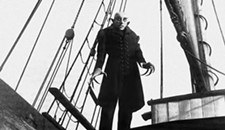 """Nosferatu"" Outdoor Screening at Blue Bee Cider"