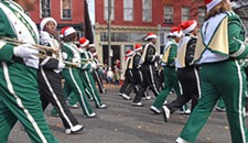 The 35th annual Dominion Energy  Christmas Parade