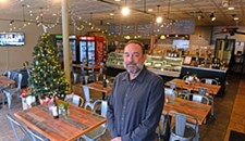 Fan restaurant and wine shop Branch and Vine gets a facelift