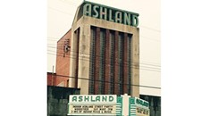 Updated: First Shows Announced for Renovated Ashland Theatre