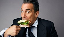 Sebastian Maniscalco at the Carpenter Theatre