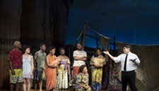 """Our Theater Critic Has A Problem With """"The Book of Mormon"""""""