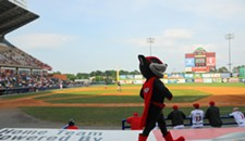 Richmond Flying Squirrels Opening Night vs. Hartford