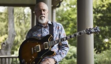 Guitarist John Scofield talks about his musical education, playing style and new combo