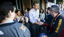 """Beto O'Rourke stops in Norfolk: This year is """"going to be our defining moment of truth."""""""