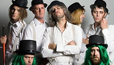The Flaming Lips To Perform in Charlottesville on Tuesday, Aug. 6