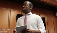 VIDEO: Mayor Levar Stoney Plays a Reporter in Cheats Movement Podcast Commercial