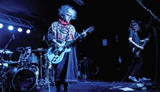 The Melvins and Red Kross and Toshi Kasai at the Broadberry