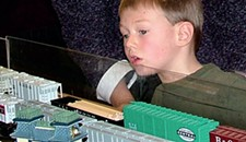 42nd annual Model Railroad Show at the Science Museum of Virginia