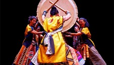 Yamato, the drummers of Japan at Altria Theater