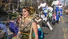 Tenth Annual Mardi Gras RVA at Dogtown Dance