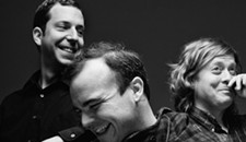 Event Pick: Friday Cheers, Future Islands and White Laces on Brown's Island