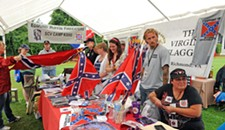Confederate Pride Flies High at Tomato Festival