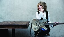 Lucinda Williams Coming to National