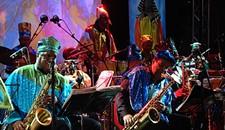Sun Ra Arkestra and Grandmaster Flash to Play Folk Fest
