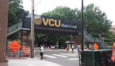 VCU Installs Foot Bridges Ahead of UCI Road World Championships