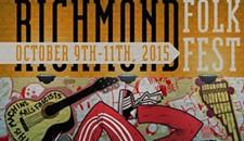 The 2015 Richmond Folk Fest Poster Revealed
