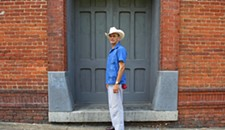 Word & Image: Blasco, 47, Artist and Musician