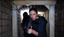 "Movie Review: The Fast-Moving ""Sicario"" is Technically Thrilling But Has Little to Say"