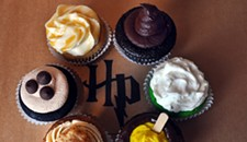 Harry Potter Comes to Carytown Cupcakes