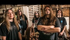 Event Pick: Cannibal Corpse, Cattle Decapitation,  Soreption and Left Cross at the Broadberry