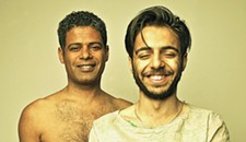 Dynamic Duo: Ensemble Shanbehzadeh Personifies Musical Immersion at the Richmond Folk Festival