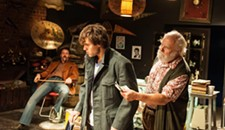 """Theater Review: Quill Theatre Offers Breathing Room For Mamet's Breakthrough """"American Buffalo"""""""