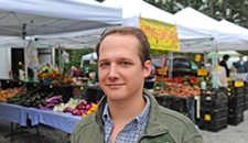 James Wallace, 26: Fresh Foods Advisor at Virginia Community Capital