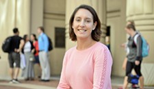 Dr. Beth K. Rubinstein, 39: Assistant Professor of Medicine at VCU Medical Center's Division of Rheumatology, Allergy and Immunology