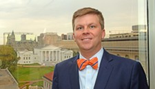Ryan Dunn, 36: Executive Vice President of Corporate and Government Affairs at the Virginia Chamber of Commerce