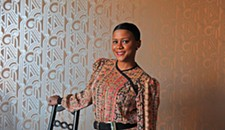 Kelli Lemon, 39: Business Manager at Mama J's Kitchen