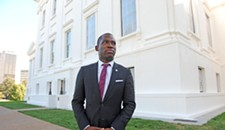 Levar Stoney, 34: Secretary of the Commonwealth of Virginia