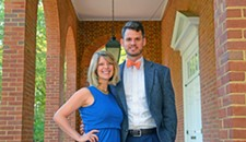 Elizabeth Kell, 32: Director of Development at Elijah House Academy and Jesse Kell, 32 Head of School
