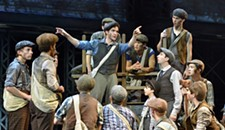 "Event Pick: ""Newsies"" at Altria Theater"