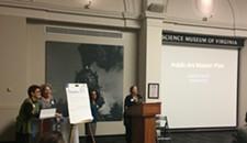 Public Art Meeting Seeks Ideas