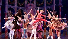 "PREVIEW: Richmond Ballet Retools Its Big Holiday Classic, ""The Nutcracker"""