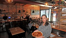 More Than Pie: The Story Behind Pizza Tonight's New Restaurant