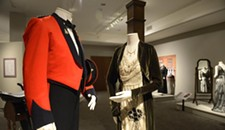 "History Comes Alive in Richmond With Fashion From ""Downton Abbey"""