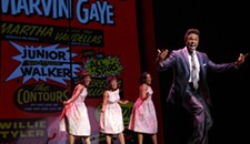 """Preview: """"Motown: the Musical"""" Knows It Needs to Get Marvin Gaye Right"""