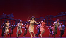"""Review: """"Motown: The Musical"""""""