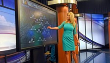 Snow Recap: The Calm Before the Storm Inside the CBS 6 Weather Center