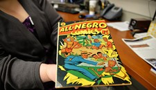 VCU Libraries Scores Extremely Rare First All-Black Comic Book