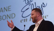 Vagabond's Owen Lane Wins Chef of the Year at the 2016 Elby Awards